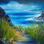 Saatchi Art West Coast Ireland Painting Conor