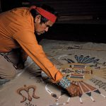 Sawdust Carpets Coat Guatemalan Streets National Geographic Education