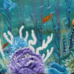 Sea Life Painting Beverly