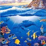 Sea Life Paintings Famous Artists