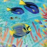 Sea Life World Painting Oil