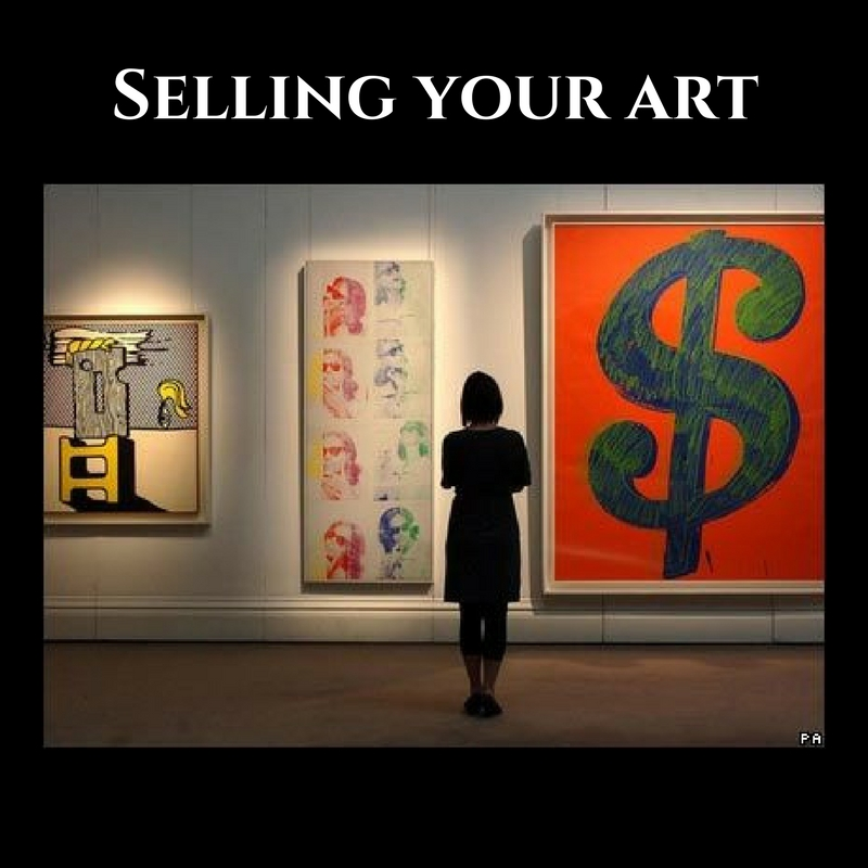Selling Your Art Oxford Creative Oxford