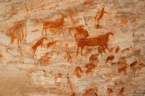 Significance Lascaux Cave Paintings Back Those