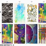 Sims Blog Abstract Paintings Replaced