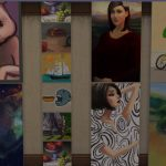 Sims Painting