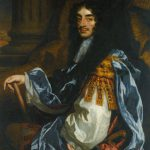 Sir Peter Lely Portrait King Charles Painting Print