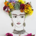 Sister Golden Spring Frida Flower Face