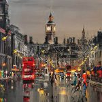 Spectacular Cityscape Paintings Art