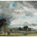 Spencer Alley John Constable Sky