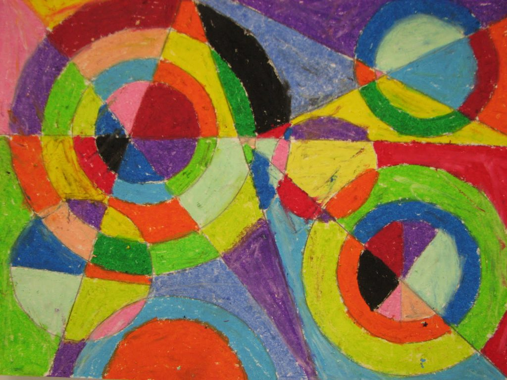 Spencer Alley Sonia Delaunay