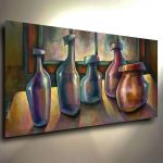 Still Life Art Modern Contemporary Giclee Canvas Print Mike Lang Painting