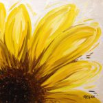 Sunflower Earth Without Art Just Pinterest Sunflowers Canvases