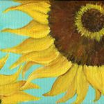 Sunflower Painting Sunflowers Art