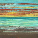 Sunset Beach Paintings Quotes