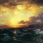 Sunset Paintings Famous Artists Fine Art