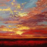 Sunset Paintings Wendy