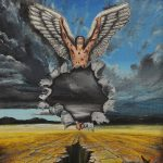 Surrealism Paintings Sale Angel Khakimov Dmitry