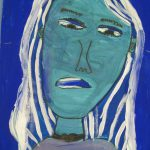 There Dragon Art Room Picasso Again Blue Period