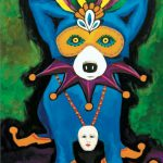 They All Ask George Rodrigue Louisiana Pinterest Blue Dog Paintings
