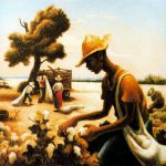 Thomas Hart Benton Name Home Paintings
