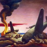 Thomas Hart Benton War Paintings Sketches