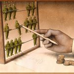 Thought Provoking Illustrations Each Contain Hidden