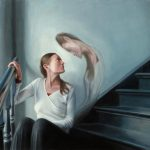 Thought Provoking Paintings Out Body Experiences Modern