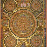 Tibetan Mandala Thangka Paintings Galactic