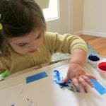 Tips Finger Painting Your Toddler Time Flash
