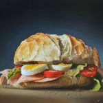 Tjalf Sparnaay Photorealistic Food Paintings Make Your Stomach Growl Photos