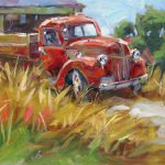 Tom Brown Fine Art Large Truck