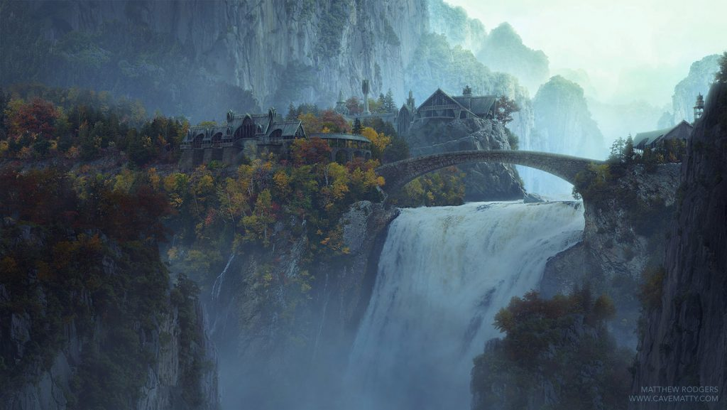 Top Matte Paintings Cgsociety
