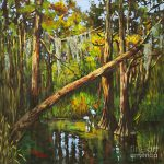 Tranquillity Painting Dianne