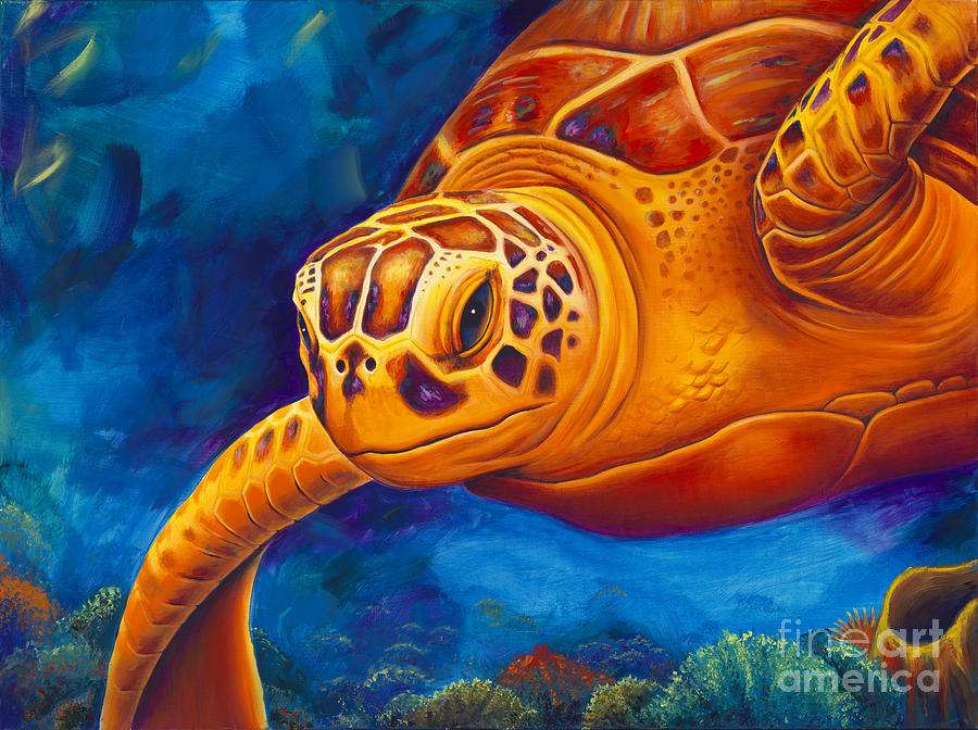 Underwater Life Painting Pixshark Galleries