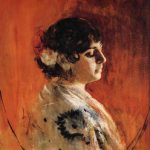 Unknow Work Anders Zorn Wholesale Oil Painting China