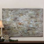 Uttermost Middle Abstract Art Wall