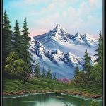 Value Bob Ross Paintings Most Expensive Painting Best