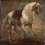Van Dyck Sir Anthony Grey Horse Google Art Project Wikimedia
