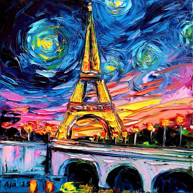 Van Gogh Most Famous Paintings Meet Pop Culture Icons Result Stunning