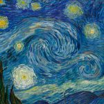 Van Gogh Turbulent Mind Captured Turbulence Cosmos Culture