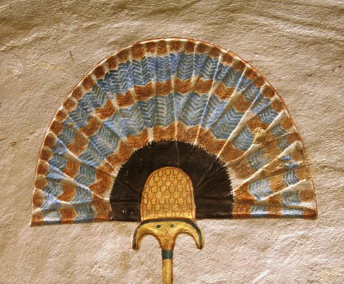 Variable Day Ancient Egypt Sunshade Art