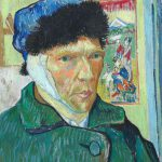 Vincent Van Gogh Self Portrait Bandaged Ear Courtauld Institute