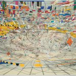 Visual Arts Video Julie Mehretu Abstract Architectural Imagery Neo