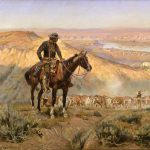 Wagon Boss Charles Marion Russell Gilcrease