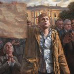 Wake America Anti Obama Art Jon Mcnaughton New Masterpiece Empowered