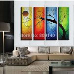 Wall Art Designs Business Office Framed Artwork Large Posters