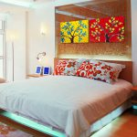Wall Art Paintings Modern Bedroom Interior Design Ideas Latest