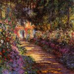 Watch Claude Monet Paint His World Giverny Learn