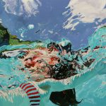 Water Paintings Samantha French Fubiz