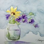 Watercolor Paintings Roseann Hayes